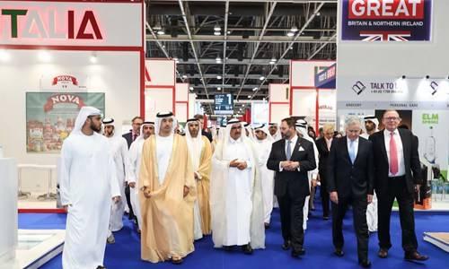 迪拜国际食品、食品设备及酒店设备展览会