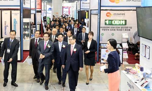 韩国首尔国际制药及化妆品技术展览会