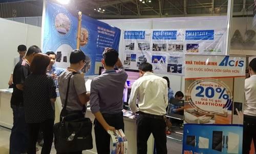 越南胡志明市国际通讯展览会