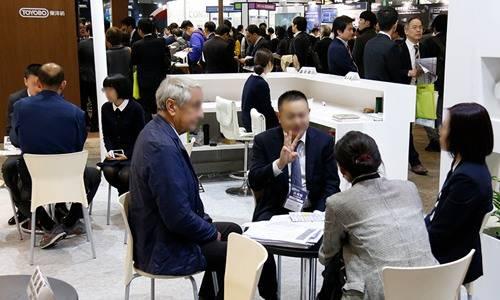 日本大阪國際涂料展覽會