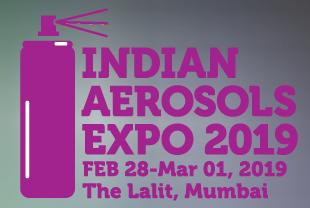 印度孟买国际气雾剂展览会logo