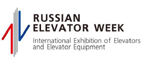 俄罗斯莫斯科国际电梯展览会logo