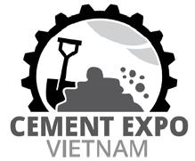 越南河内国际混凝土与水泥展览会logo