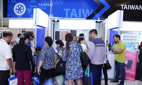 柬埔寨金邊國際五金工具展覽會