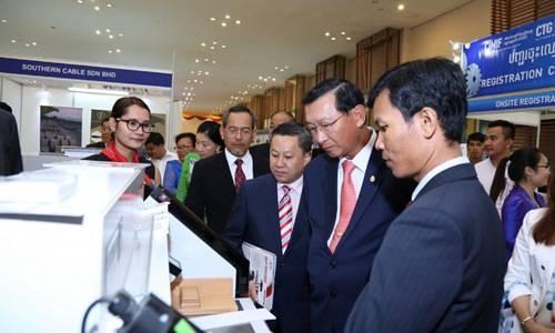 柬埔寨五金工具展CAMBO TOOLWARE