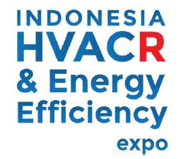 印尼雅加达澳门葡京娱乐平台暖通及空调制冷展览会logo