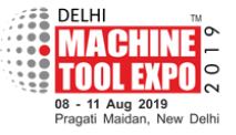 印度新德里国际机床工具展览会logo