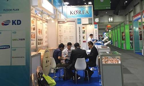 泰國曼谷國際暖通制冷展覽會