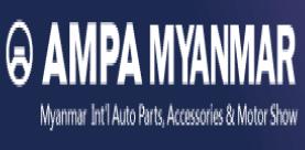 缅甸仰光国际汽车零配件展览会logo