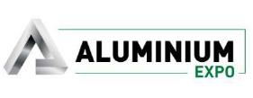 迪拜国际铝业展览会logo