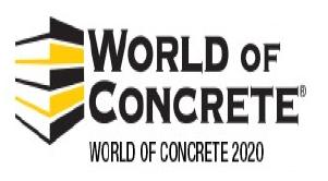 美国拉斯维加斯国际混凝土展览会logo