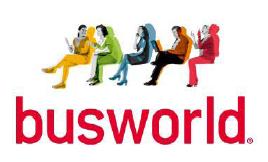 比利時布魯塞爾世界客車展覽會logo