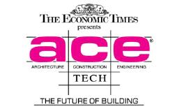 印度新德里国际建筑建材展览会logo