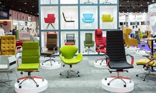 迪拜国际办公家具展览会