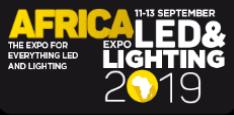 南非约翰内斯堡国际LED照明展览会logo