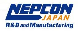 日本东京国际电子元器件及制造设备展览会logo