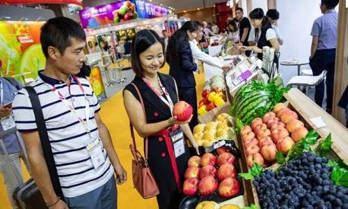 香港国际亚洲水果蔬菜展览会
