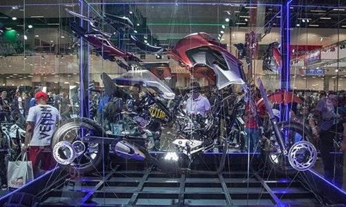 巴西圣保羅國際雙輪車貿易展覽會