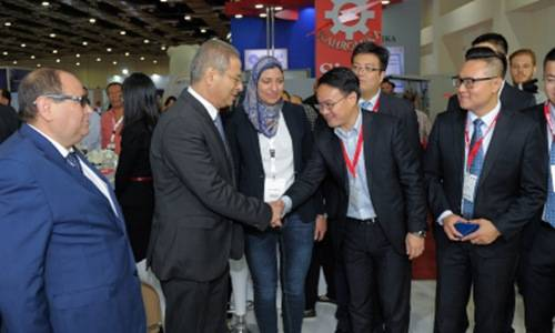 埃及开罗国际电力及能源展览会