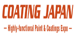 日本东京国际涂料展览会logo