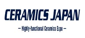日本東京國際高機能陶瓷展覽會logo