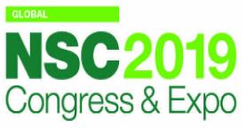 美国国际安全及劳保用品展览会logo