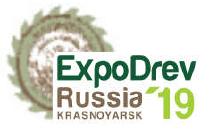 俄罗斯国际木工机械、家具配料展览会logo