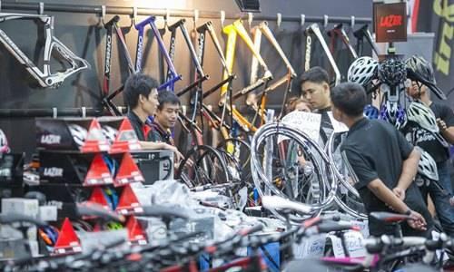 泰国曼谷国际冬季自行车展览会