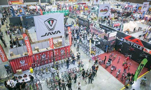 泰國曼谷國際冬季自行車展覽會