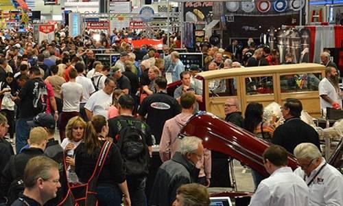 美国拉斯维加斯国际改装车及配件展览会