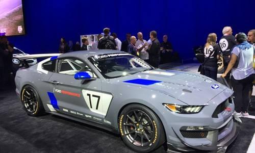 美國拉斯維加斯國際改裝車及配件展覽會
