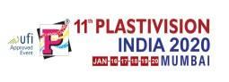 印度孟买国际塑料橡胶展览会logo