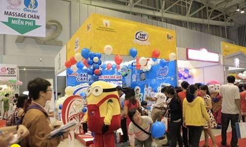 越南胡志明市国际婴童用品注册老虎机送开户金198