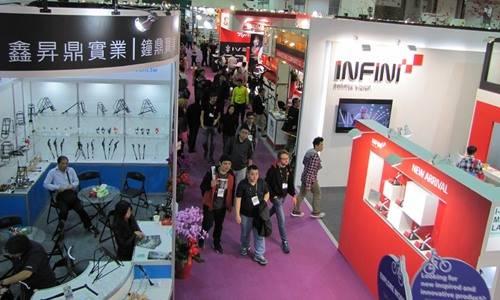 臺灣臺北國際自行車展覽會