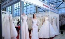 俄罗斯婚纱礼服展WEDDING FASHION MOSCOW