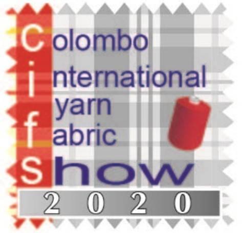 斯里兰卡科伦坡国际春季面辅料及纱线展览会logo