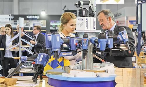 波兰波兹南国际木工机械、工具及家具配件注册老虎机送开户金198