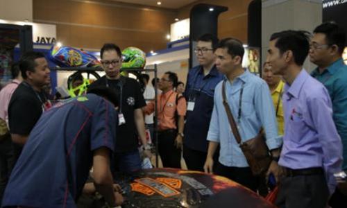 印尼雅加达国际包装印刷橡塑展览会
