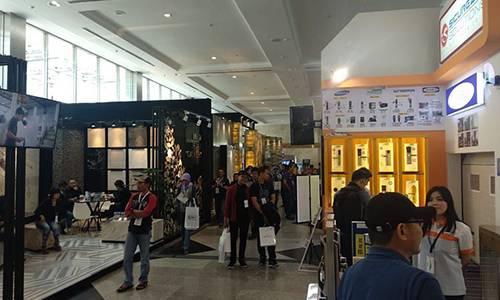 印尼雅加达国际综合建筑建材展览会