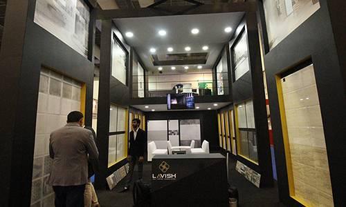 埃及開羅國際墻面地面展覽會