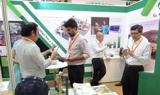 新加坡国际建材线上展