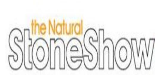 英国伦敦国际天然石材展览会logo