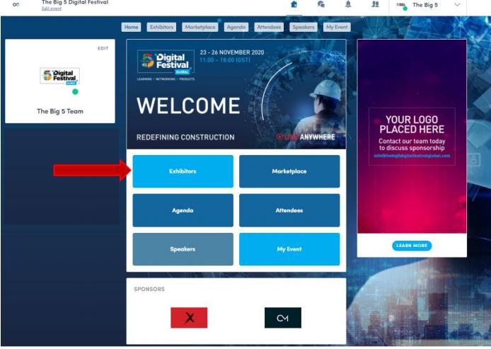 迪拜国际建材五大行业(线上)展览会