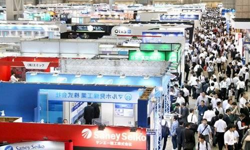 日本东京国际机械要素及技术展览会(线上展)