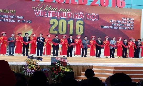 越南河内国际建筑、建材及家居用品展览会