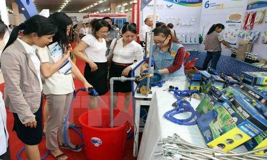 越南河內國際建筑、建材及家居用品展覽會