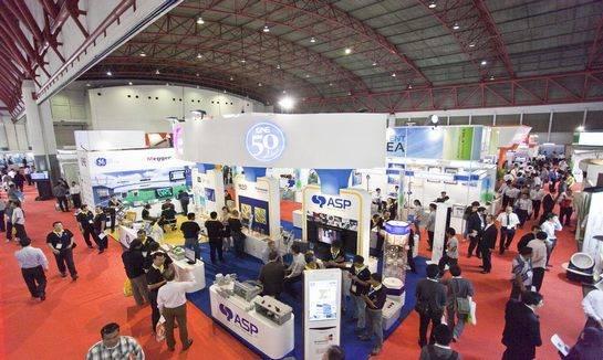 印尼雅加達國際電力展覽會