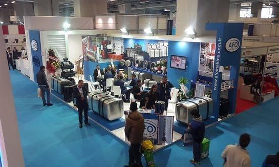 土耳其伊斯坦布尔国际汽车零配件及售后服务展览会