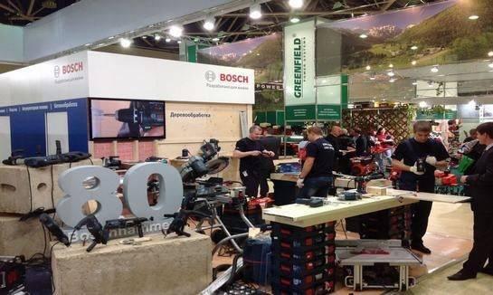俄羅斯莫斯科國際五金工具展覽會