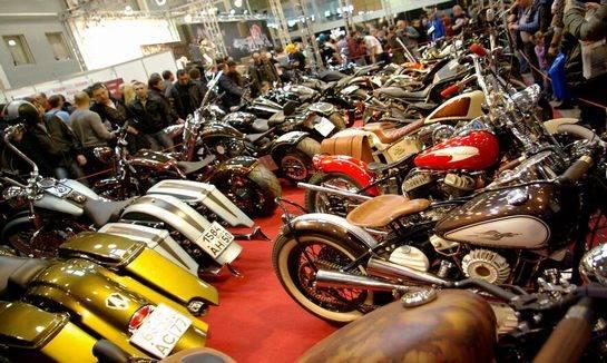 俄罗斯莫斯科国际摩托车配件展览会